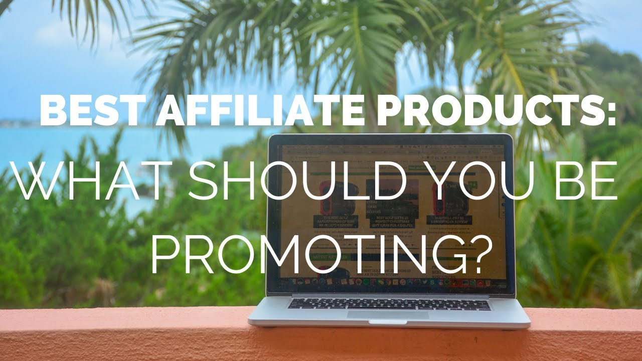 Best Affiliate Marketing Programs