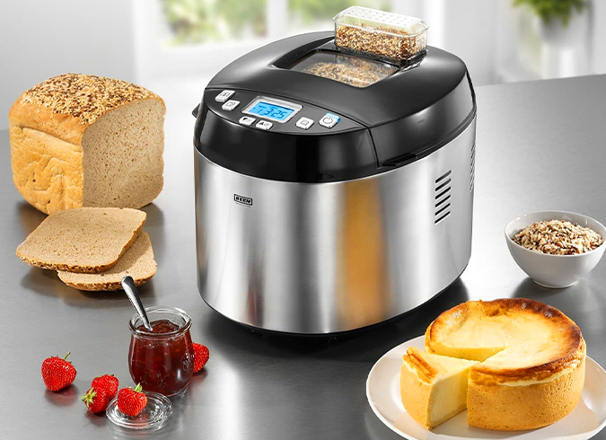 Advantages And Disadvantages Of A Bread Maker